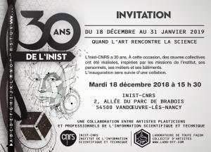 30ans Invitation
