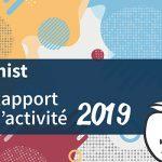 Rapport d'activité 2019 de l'Inist